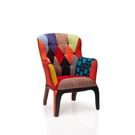 Sillon patchwork PC 689