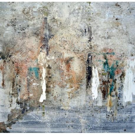 "Cuadro de Medina Art Contemporany ""Caminantes"""