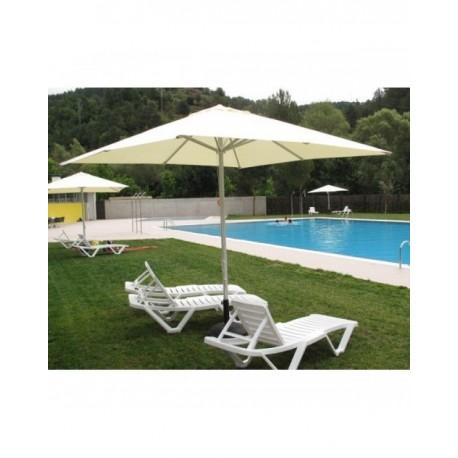 Parasol sombrilla A1 aluminio