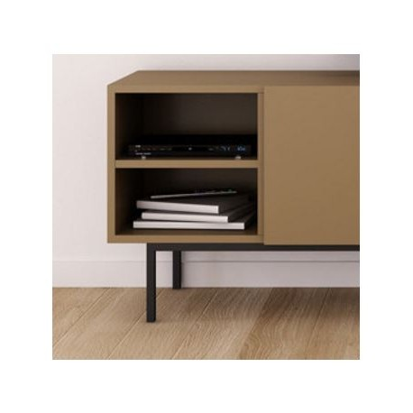 Mueble TV Lisboa base metal