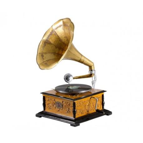 Gramófono grabado