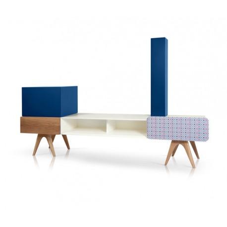 Composición mueble TV Bo-em