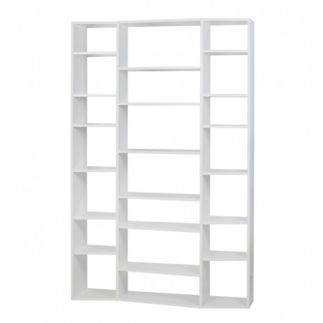 Estanter as originales estanter as separadores - Estanterias separadoras de ambientes ...