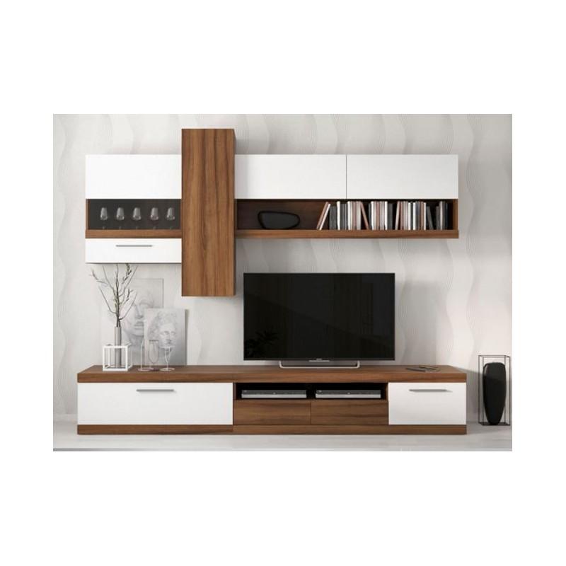 Mueble apilable sal n madrid mueble modular apilable para - Mueble salon modular ...