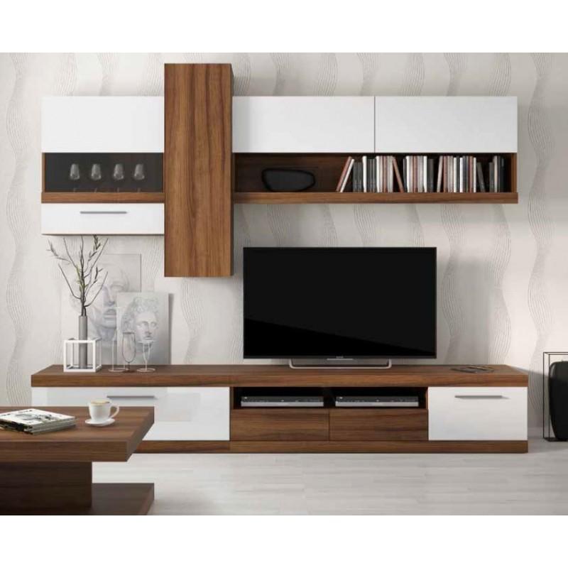 Mueble apilable sal n madrid mueble modular apilable para for Muebles de salon madrid