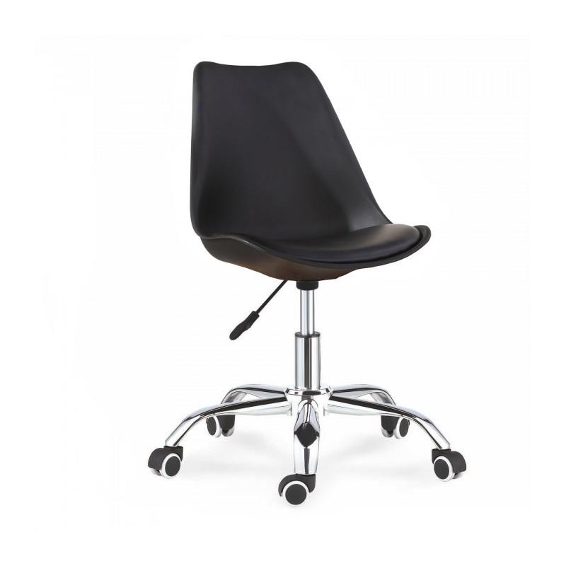 Silla de oficina dublin estilo n rdico silla de dise o en valencia - Sillas oficina outlet ...