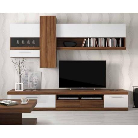 Mueble apilable sal n madrid mueble modular apilable para for Mueble pequeno salon