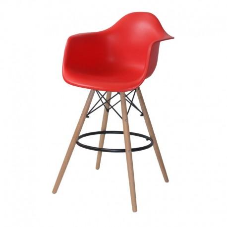 Taburete sillón Dalí
