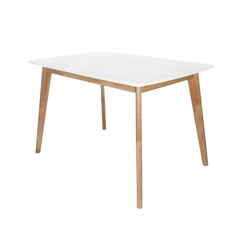 Mesa de comedor extensible de dise o n rdico mesa adana - Mesa extensible diseno ...