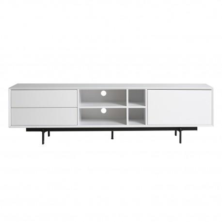 Mueble TV Beatriz blanco