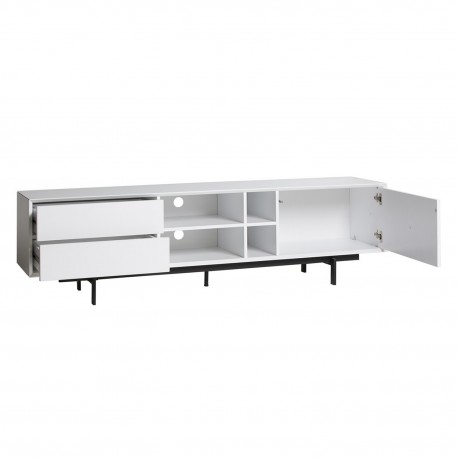 Mueble TV Beatriz blanco
