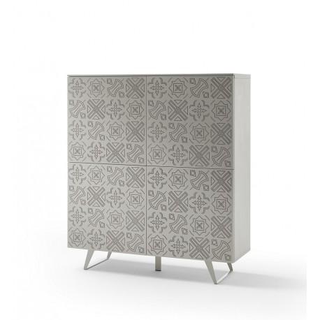Mueble cubo Manchester