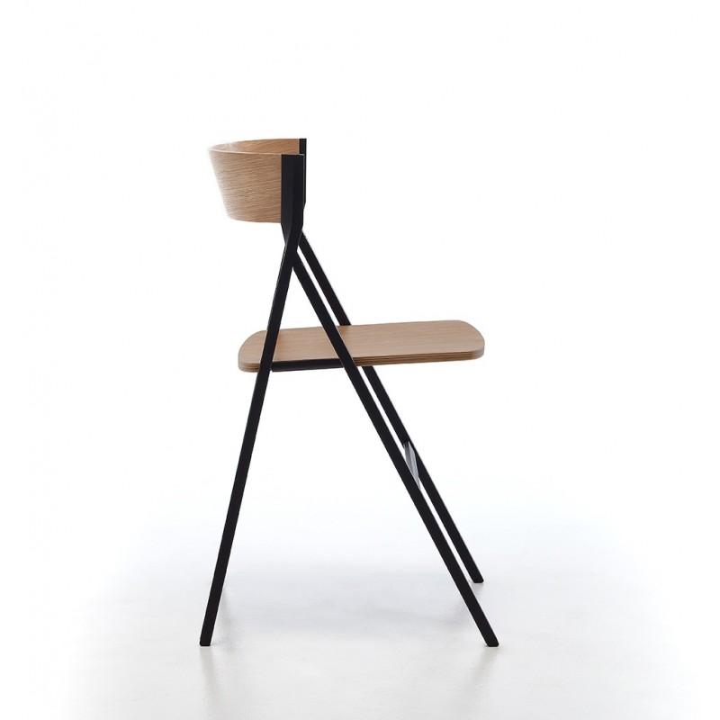 De Silla Apilables Italiano Klapp Y Plegables ArrmetSillas Diseño 4LAR35j