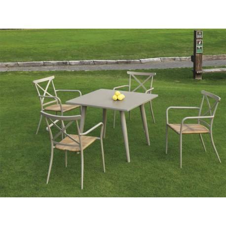 Mesa y sillas Algarve