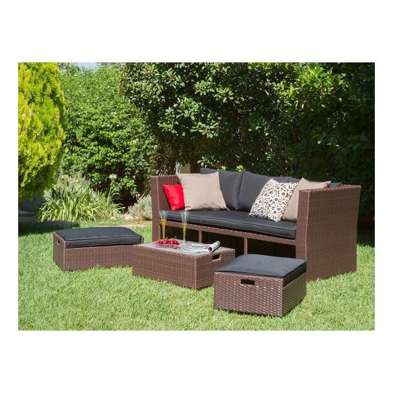 Bonito Flojo Muebles De Jardín Kmart Molde - Muebles Para Ideas de ...