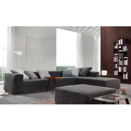 ELLIOT sofá chaise longe larga