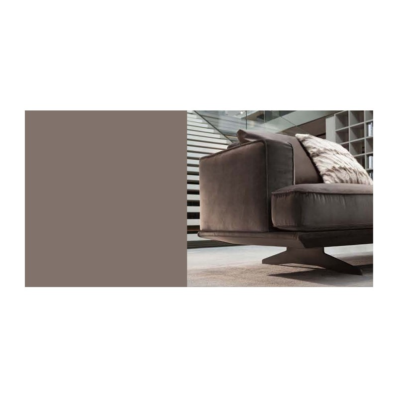 Sofas de dise o italiano modelo oliver de la firma jesse for Sofas de diseno italiano