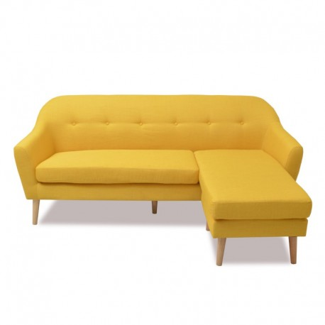 Sofá Nordic Chaiselongue