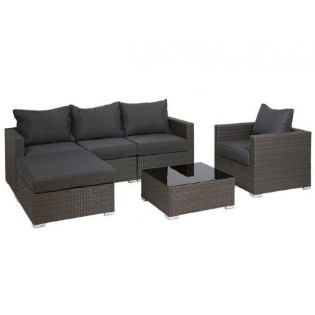 Conjunto sofás y mesa St.Monic