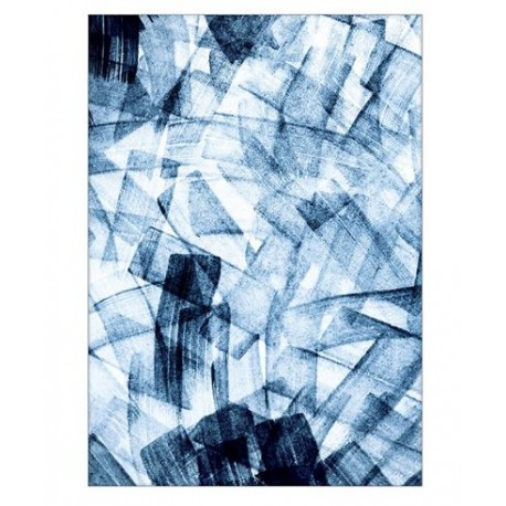 Cuadro Abstraccion azul