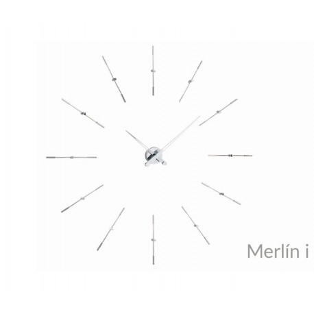 Reloj pared Merlin