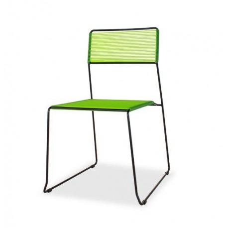 Log Spaghetti Chair