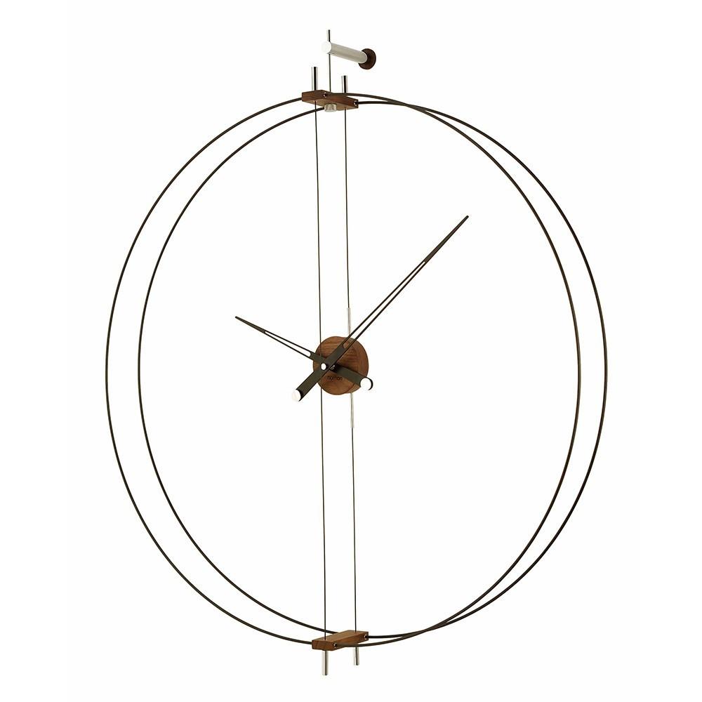 Reloj de pared Barcelona de Nomon. Relojes de diseño decorativos.