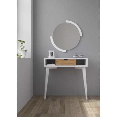 Consola Copen con espejo