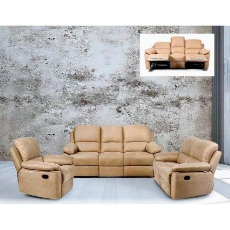 Sofás reclinables Luigi