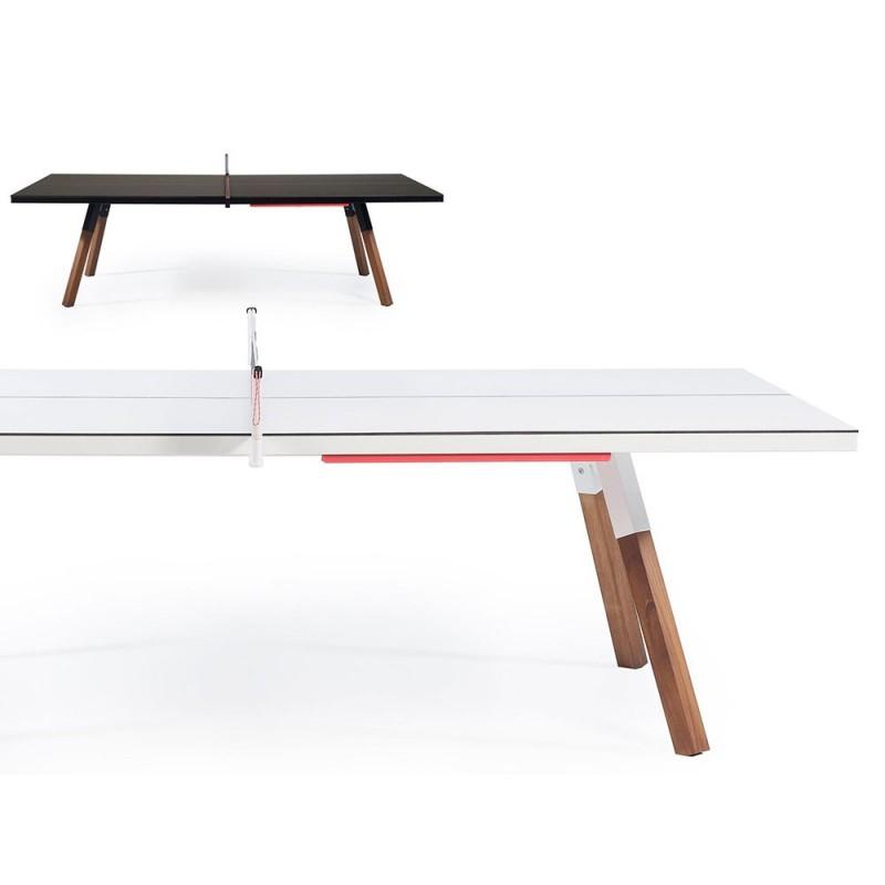 Mesa ping pong para exterior modelo you and me convertible comedor - Funda mesa ping pong ...