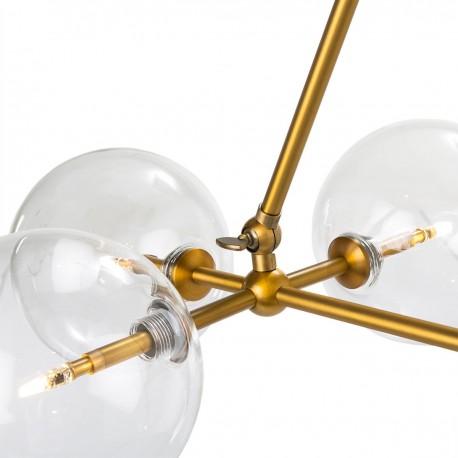 Lámpara de techo Kristal
