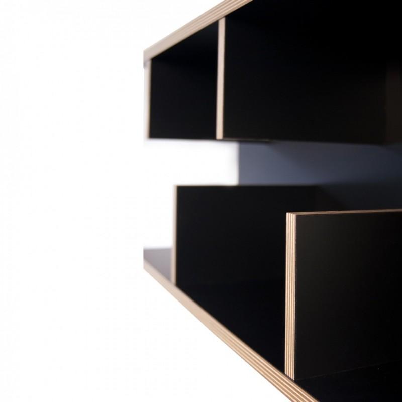 Estanter as de pared estanter as para escritorio - Estanteria pared ...