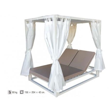 Cama Balinesa Alux
