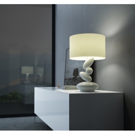 Lámpara de sobremesa Roca