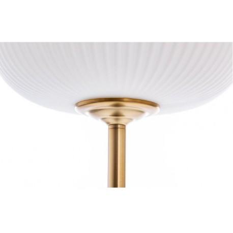 LAMPARA SUELO CRISTAL DALLAS 31x31x160 CM
