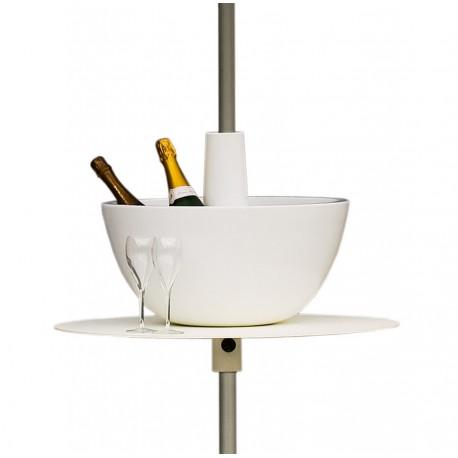 Mesa + botellero
