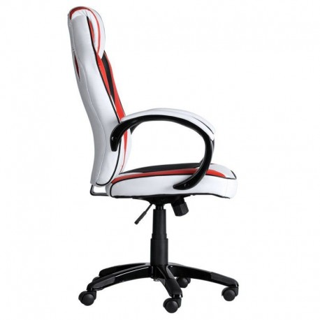 Silla Gamer White