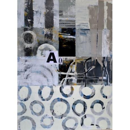 """Cuadro de B.Virola """"Abstract"""""""