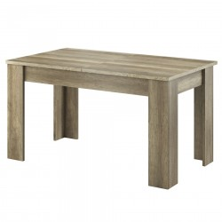 Mesa de comedor extensible City