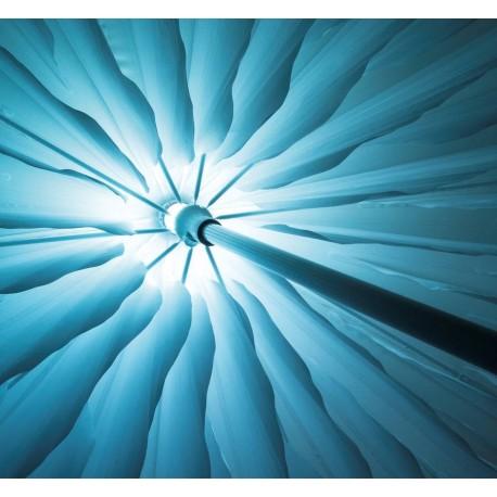 RGB luz led Parasol Paddo