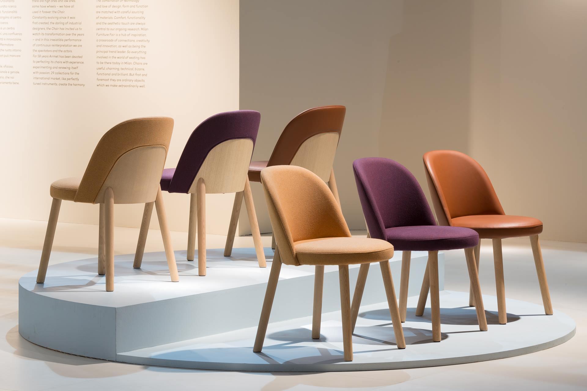 sillas diseño italiano