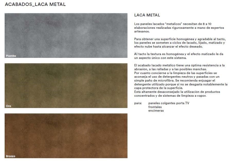 Lacas metal Jesse