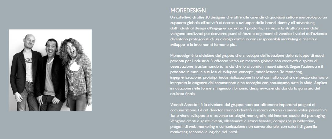 moredesign italy