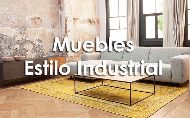 DECCOSHOP Muebles Estilo Industrial
