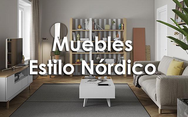 DECCOSHOP Muebles Estilo Nordico