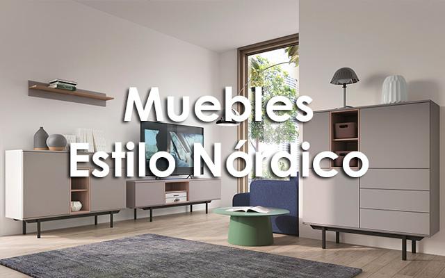 Muebles Estilo Nórdico
