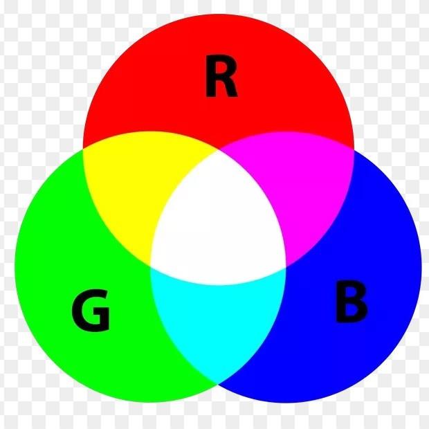 Con iluminación RGBW