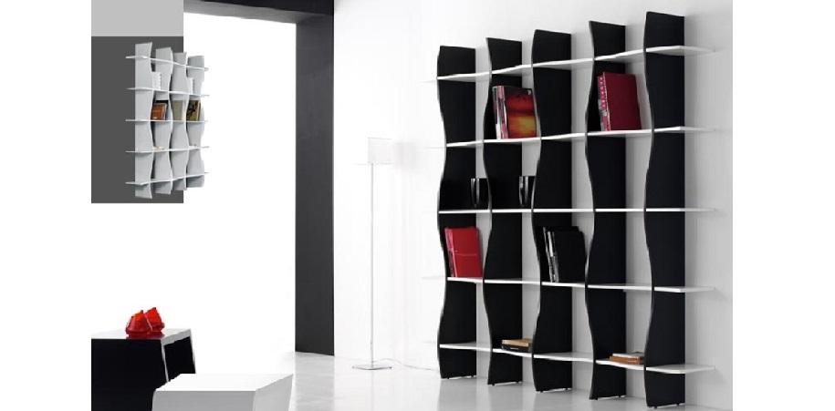 El mueble como separador de ambientes en el hogar for Mueble separador de ambientes