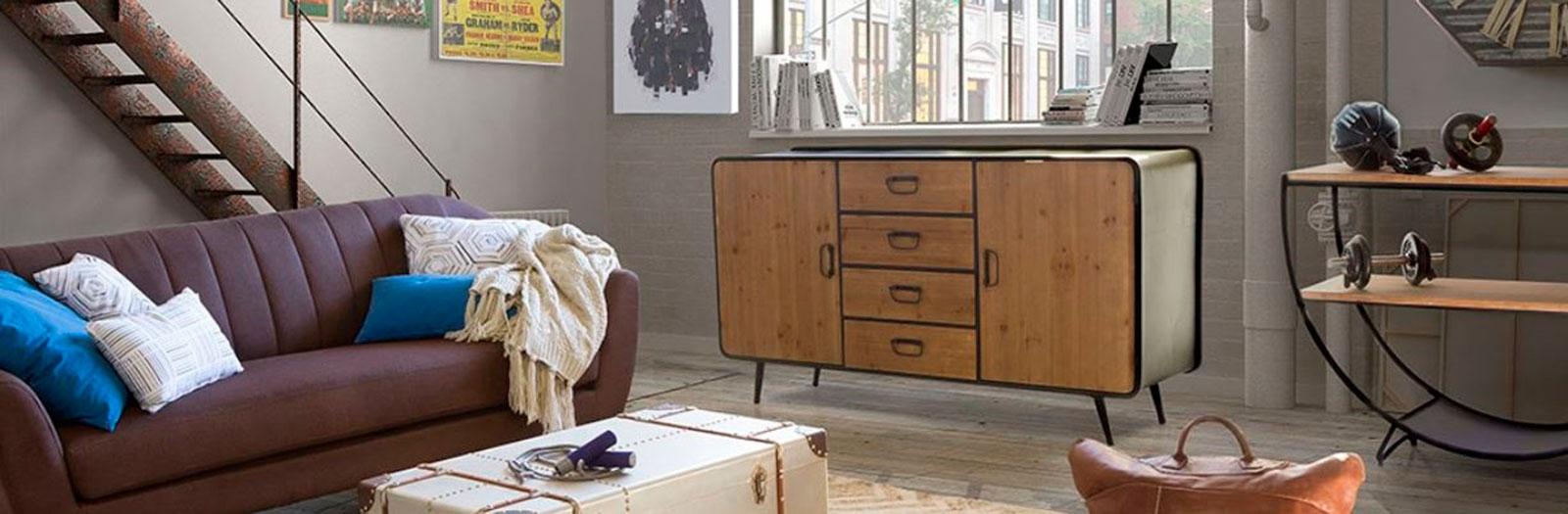 El estilo vintage en la decoraci n del hogar - Decoracion hogar vintage ...