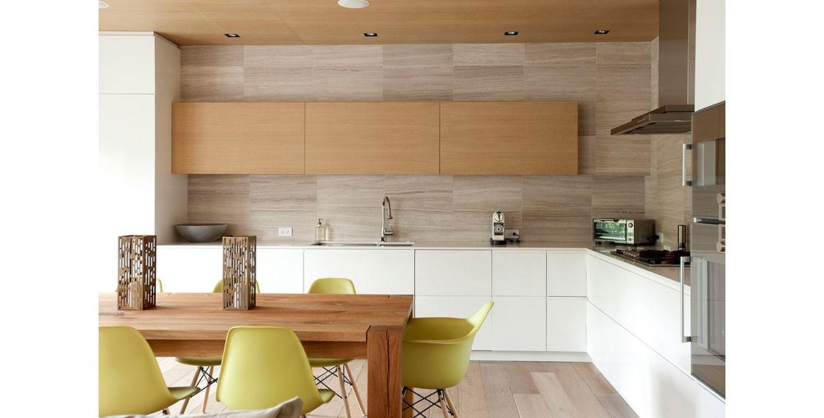 Como integrar el mobiliario en la zona nica de sal n for Mobiliario salon comedor